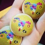 Bloomin' Uterus buttons