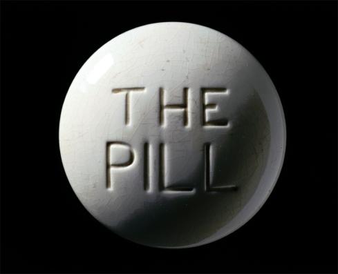 a pill