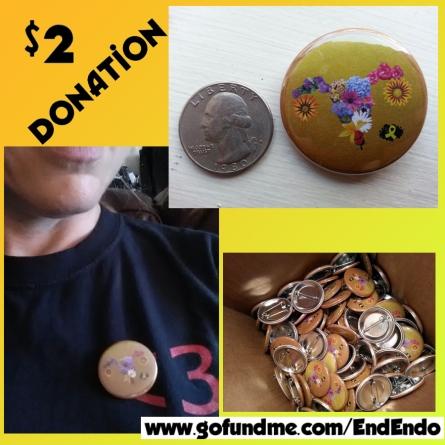 pin donation