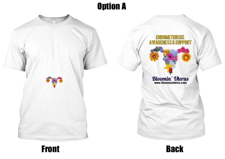 shirt option a
