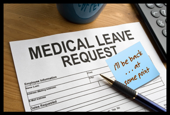medical leave request copy
