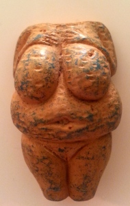 fertility goddess figurine