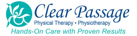 Logo for Clear Passage Physical Therapy
