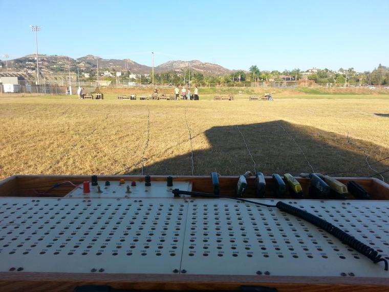 The control board