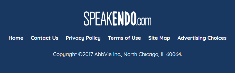Speakendo.com webpage banner