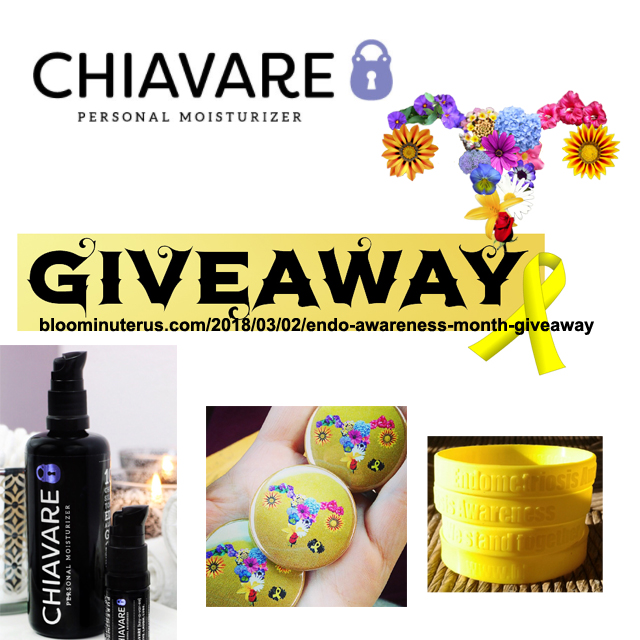 Chiavare lube giveaway