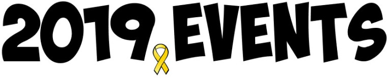2019 Events with a yellow ribbon