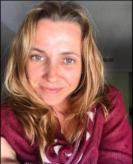 Maggie Flood selfie