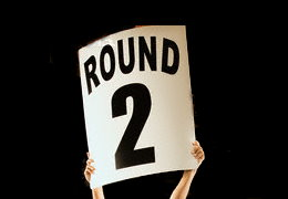 Image result for round 2 fight