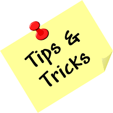 Image result for tips & tricks