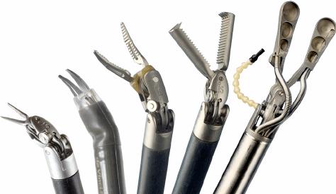 Da Vinci surgical tools