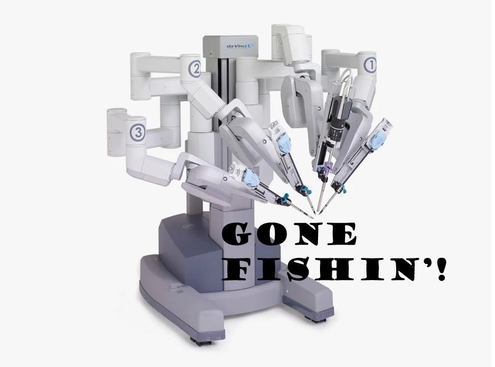 Da Vinci robot (surgery)